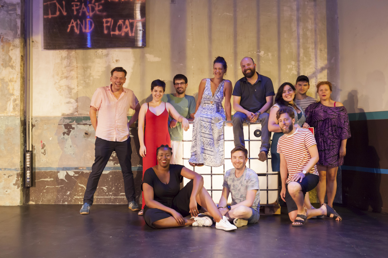 Seminario con Simon Stephens: «Teatro para un tiempo de la emergencia» L'Obrador d'estiu en la Sala Beckett