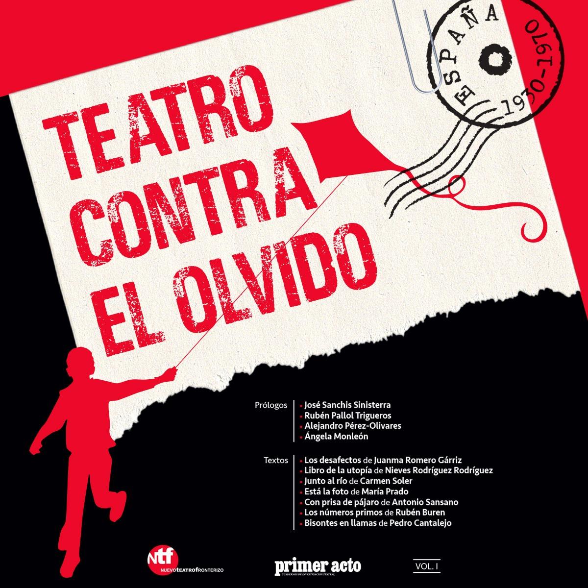 «Está la foto» en Teatro contra el olvido vol.1